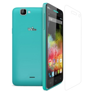0.3mm Tempered Glass Screen Protector Shield Film for Wiko Rainbow 4G Arc Edge