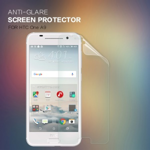 NILLKIN Matte Scratch-resistant LCD Screen Protector for HTC One A9