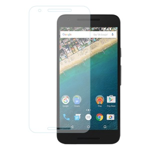 0.25mm Tempered Glass Screen Protector Guard for LG Nexus 5X (Arc Edge)