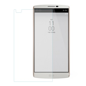 0.25mm Tempered Glass Screen Protector Guard for LG V10 (Arc Edge)