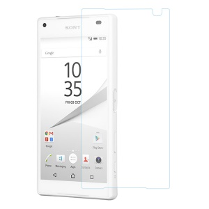 0.25mm Tempered Glass Screen Protector for Sony Xperia Z5 Compact (Arc Edge)