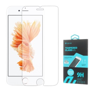 DEVIA 0.18mm 9H Tempered Glass Screen Protector for iPhone 6s Plus / 6 Plus 2.5D Arc Edge