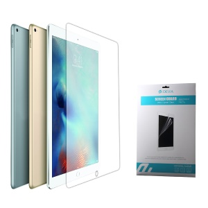 DEVIA for iPad Pro 12.9 inch HD Clear LCD Screen Protector Film 4H Anti-glare
