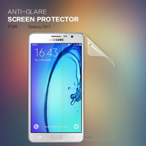 NILLKIN Matte Scratch-resistant LCD Screen Film for Samsung Galaxy On7
