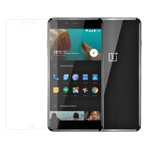 For OnePlus X 0.3mm Tempered Glass Screen Protector Guard Anti-explosion