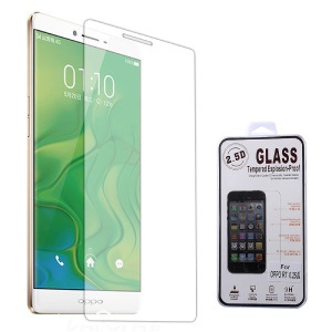 0.25mm Tempered Glass Screen Protector Film for OPPO R7 Plus Arc Edge