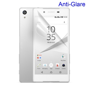Matte Anti-glare LCD Screen Protector for Sony Xperia Z5 / Z5 Dual