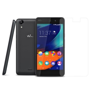0.3mm Tempered Glass Screen Protector Guard Film for Wiko Rainbow Up 4G Arc Edge