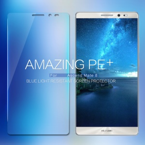 NILLKIN Amazing PE+ for Huawei Mate 8 Anti-blue-ray Tempered Glass Screen Film