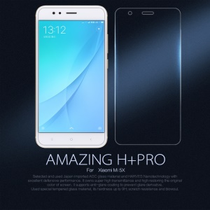 NILLKIN Amazing H+PRO Tempered Glass Screen Protector Anti-Explosion for Xiaomi Mi A1 / 5X