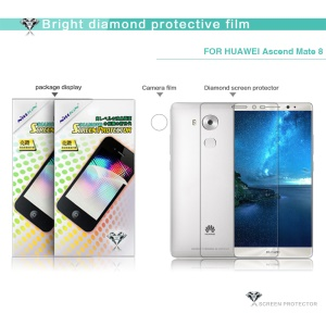 NILLKIN Bright Diamond Screen Film for Huawei Mate 8 / Ascend Mate8