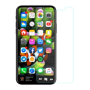 HD Clear Tempered Glass Screen Protector pour iPhone X 5.8-pouce