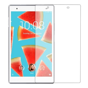 For Lenovo Tab 4 8 Plus (8.0-inch) Tablet Tempered Glass Screen Protector 0.3mm (Arc Edge)