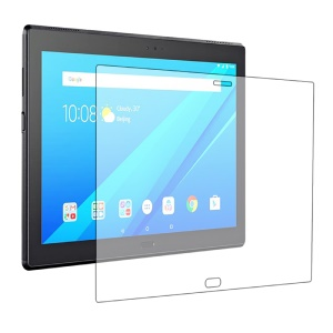 For Lenovo Tab 4 10 (10.1-inch) Tempered Glass Screen Protector Guard 0.3mm (Arc Edge)