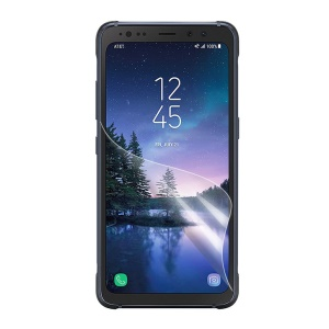 Ultra Clear Mobile LCD Screen Protector Skin Film for Samsung Galaxy S8 Active