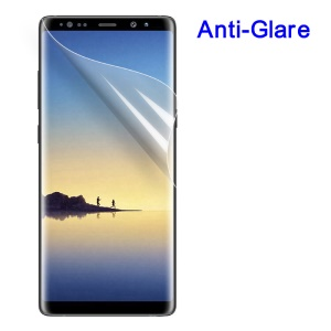 Matte Anti-glare LCD Screen Guard Film (Black Package) for Samsung Galaxy Note 8 SM-N950