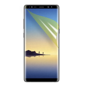 HD Clear Full Screen Coverage Guard Film for Samsung Galaxy Note 8 SM-N950 (Black Package)