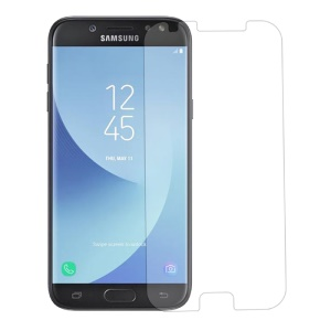 Tempered Glass Screen Protector Film for Samsung Galaxy J3 Pro (2017) / J3 (2017) EU Version