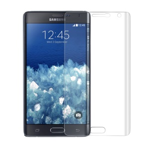 0.1mm PET Curved Full Coverage Screen Film for Samsung Galaxy Note Edge N915