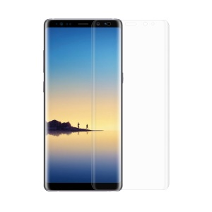 ANGIBABE 0.1mm Soft PET Full Coverage Screen Protector Guard Film for Samsung Galaxy Note 8 SM-N950