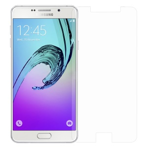 0.3mm Tempered Glass Screen Protector Film for Samsung Galaxy A7 SM-A710F (2016) Arc Edge