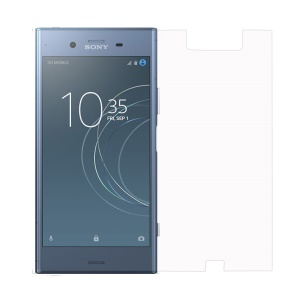 Pour Sony Xperia XZ1 film filtrant en verre trempé de 0.3 mm Film mobile (Arc Edge)