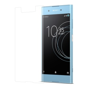 For Sony Xperia XA1 Plus Mobile Tempered Glass Screen Protector 0.3mm (Arc Edge)