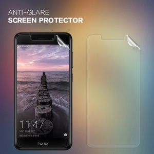 NILLKIN Matte Anti-scratch LCD Screen Protector for Huawei Honor 6C Pro / V9 Play