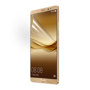 Clear LCD Screen Protector Film for Huawei Ascend Mate8