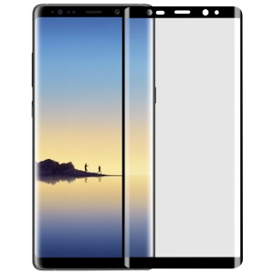 MOMAX 0.3mm 3D Anti-explosion Full Screen Coverage Tempered Glass Film for Samsung Galaxy Note 8 SM-N950 - Black
