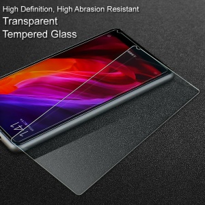 IMAK High Anti-explosion Mobile Tempered Glass Screen Guard for Xiaomi Mi Mix 2