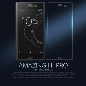 NILLKIN Amazing H+PRO Tempered Glass Screen Protector Anti-Explosion for 	Sony Xperia XZ1