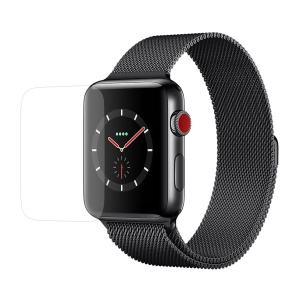 0.3mm Tempered Glass Screen Protector Film Guard for Apple Watch Series 3 42mm