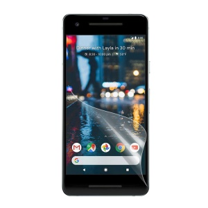 Clear LCD Screen Protector Guard Film for Google Pixel 2