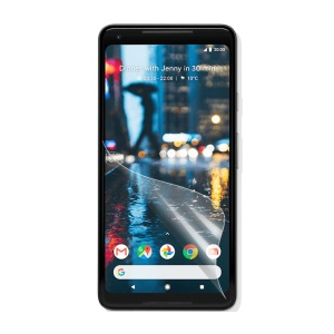 Clear LCD Screen Protector Guard Film for Google Pixel XL2