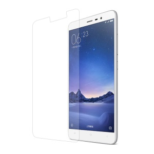 0.3mm Tempered Glass Screen Protector Film Cover for Xiaomi Redmi Note 3 Arc Edge