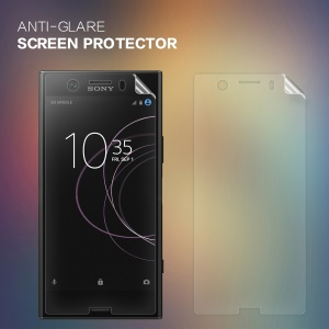 NILLKIN Matte Anti-scratch Screen Guard Film para Sony Xperia XZ1 Compact