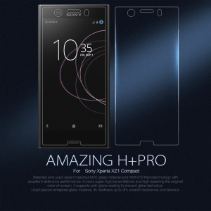 NILLKIN Amazing H+PRO Tempered Glass Screen Protector Anti-Explosion for Sony Xperia XZ1 Compact
