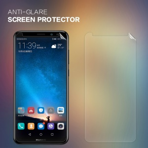 NILLKIN Anti-scratch Matte Screen Protector Shield Film for Huawei Mate 10 Lite / nova 2i / Maimang 6