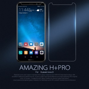 NILLKIN Amazing H+PRO Tempered Glass Screen Protector Film Anti-Explosion for Huawei Mate 10 Lite / nova 2i / Maimang 6