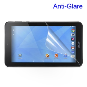 Matte Anti-glare Screen Guard Film for Acer Iconia one7 B1-770 Tablet