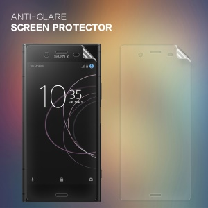 NILLKIN for Sony Xperia XZ1 Matte Anti-scratch LCD Screen Protector Film