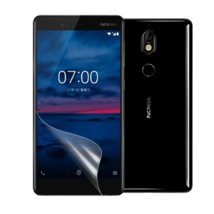 For Nokia 7 Ultra Clear LCD Screen Protector Guard Film