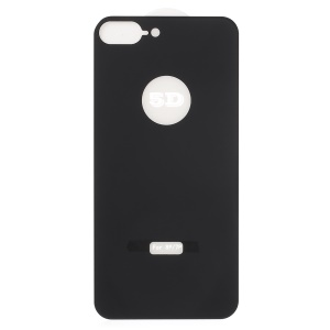 Full Screen Complete Covering 5D Tempered Glass Protector for iPhone 8 Plus/7 Plus 5.5 inch - Black