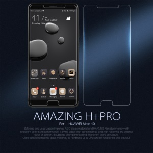 NILLKIN Amazing H+PRO Tempered Glass Screen Protector Film Anti-Explosion for Huawei Mate 10