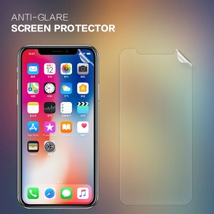 NILLKIN Matte Scratch-resistant LCD Screen Film for iPhone X(Ten)/Xs 5.8 inch