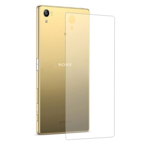 0.25mm Tempered Glass Back Protector Film for Sony Xperia Z5 Premium / dual