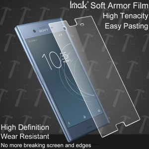IMAK Explosion-proof Soft Armor Screen Guard Film for Sony Xperia XZ1