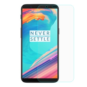 0.3mm Tempered Glass Screen Protector Film for OnePlus 5T Arc Edge