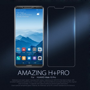NILLKIN Amazing H+PRO for Huawei Mate 10 Pro Tempered Glass Screen Protector Film Anti-Explosion